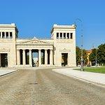 Königsplatz Foto
