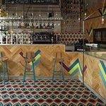 angolo bar - esposizione pinsa e brioches