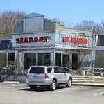 Sea Port Diner in Port Jefferson, N.Y. @ the corner of Rt 347(Nesconset-Port Jefferson Hwy) and