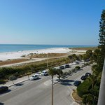 Lido Beach from the balcony