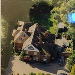 Aerial View of Copper Beech House