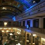 Foto de Radisson Lackawanna Station Hotel Scranton