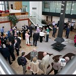 Atrium for drinks reception
