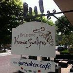 We hebben ook een gezellig Spreuken Cafe