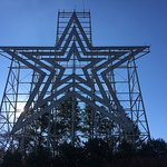 Mill Mountain Star and Park Foto