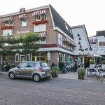 Ingang Brasserie Vrouwe Swedera