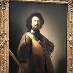 Rembrandt's portrait of Joris de Caulerij