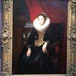 Van Dyck's Portrait of a Lady