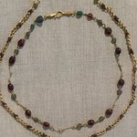 Elegant Roman necklace