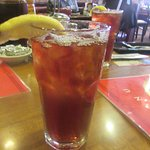 Ice Tea, Katie's, Minden, Nevada