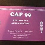 ภาพถ่ายของ CAP99 Afro-Caribbean