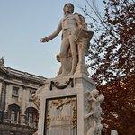 Monumento in onore di Mozart