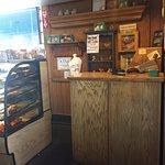 Roadhouse Restaurant & Bakery Highway 58 CA--Reception Counter