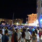 Un soir à Port Fréjus