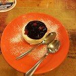cheesecake ai frutti di bosco per concludere in bellezza