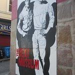 The Beat Museum at 540 Broadway, San Francisco, California.
