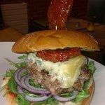 Burger Calabrais et Italian Burger