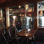 The beer vats