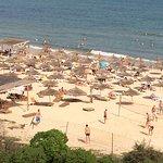 Marhaba Beach Sousse tengerre néző szobából