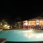 Restaurant / pool