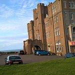 Pristine day at the Castle