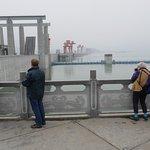 Three Gorges Dam Project Foto