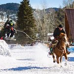 Red River Skijoring