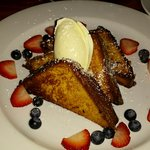 french toast with mascarpone