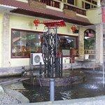 Nhà hàng Phương Lan trong Khu Sàigòn Park Resort.