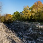 Autumn View of the Glacial Grooves