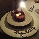 A deliciously decadent extra dessert