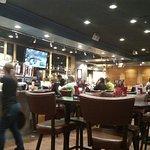 Nice Bar area....