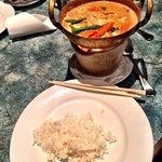 Chicken Penang Curry Medium