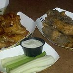 Just a snack of wingys!! You've come to the right place!