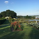 Lovely views of Hershey Gardens