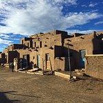 High Road to Taos Foto