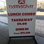 Photo de Namaskar Indian Restaurant