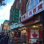 Kensington Market and Spadina Avenue Photo