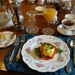 Foto de Albion Manor Bed and Breakfast