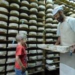 """Atelier Consom'acteur """"fabrication de fromages du Queyras"""""""