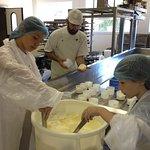 Atelier Consom'acteur pour mouler son fromage local