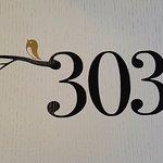 Hasta la numeración de la habitación era original