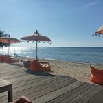 Photo de Desa Dunia Beda Beach Resort (Gili Trawangan - Lombok)