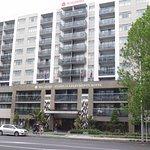 Waldorf Stadium Apartments Hotel Foto