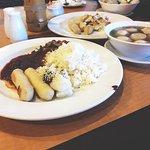 local food..nasi lemak