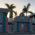 Camelot Beach Resort, Clearwater Beach, property at Sunrise