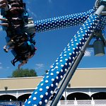 TopSpin, one of the more thrilling rides