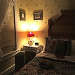 The Apple Blossom Room at the Rendezvous -- a marvelous place to rest, to dream, to re-energize!