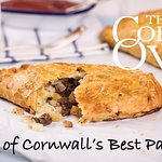 We have been awarded the title of Cornwall's Best Pasty