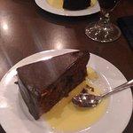 Gâteau au chocolats et aux noix